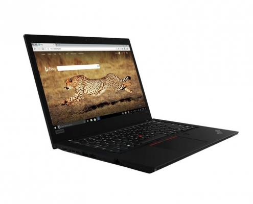 Lenovo ThinkPad L490 Seite links