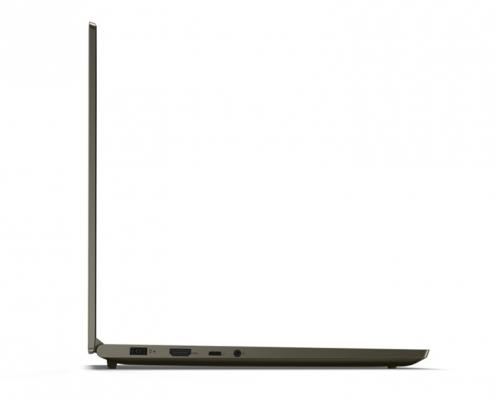 Lenovo Yoga Creator 7 15IMH05 seitlich