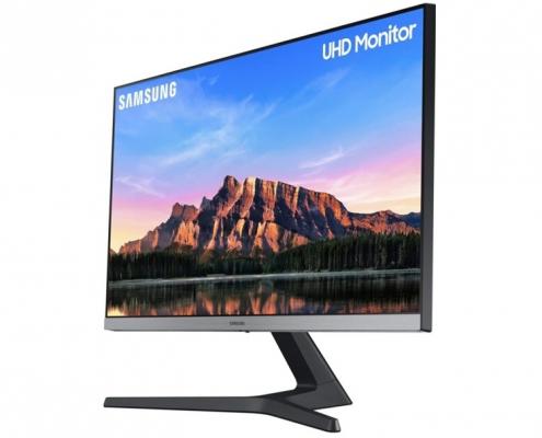 Samsung U28R550UQ rechts