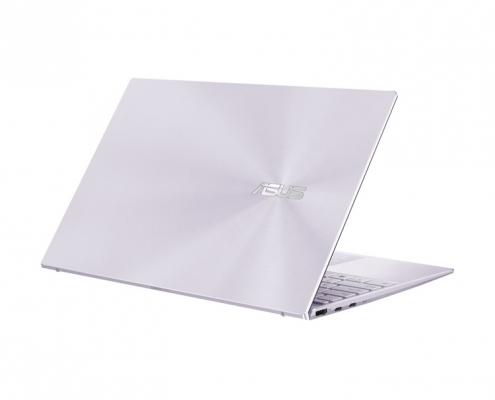 ASUS ZenBook 14 UM425IA seitlich hinten