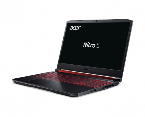 Acer Nitro 5 AN515-54 rechts