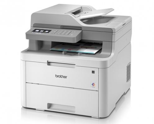 Brother DCP-L3550CDW-rechts