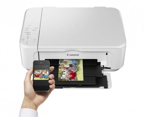 Canon PIXMA MG3650S weiss-PrintApp