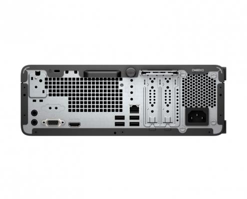 HP 290 G2 SFF hinten