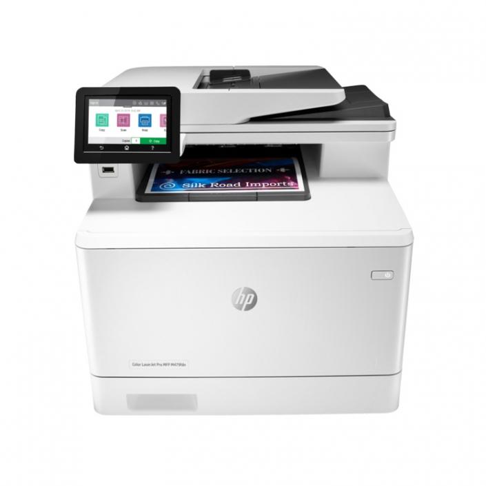HP Color LaserJet Pro MFP M479fdn-front