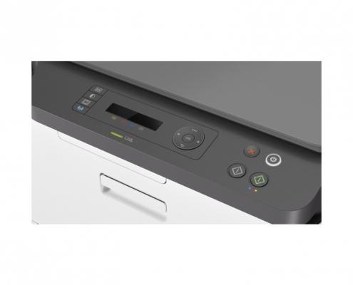 HP Color Laser MFP 178nwg-Bedienfeld