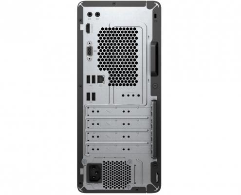HP Desktop Pro G2 hinten