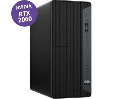 HP EliteDesk 800 G6 Tower-PC RTX 2060