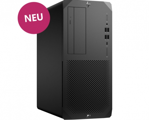 HP Entry Workstation Z1 G6 neu