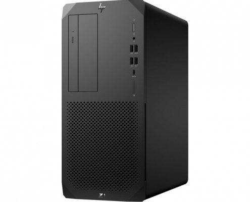 HP Entry Workstation Z1 G6 rechts