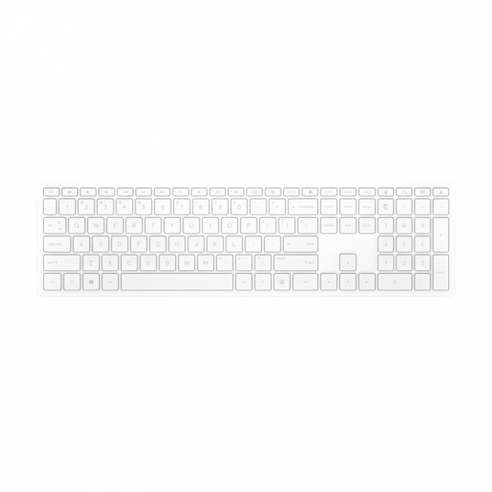 HP Pavilion Wireless Keyboard 600 white