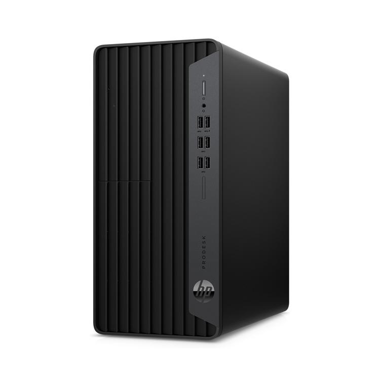 HP ProDesk 600 G6 seitlich rechts