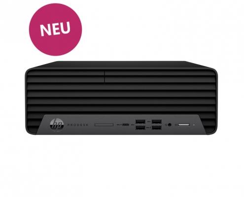 HP Prodesk 600 G6 SFF neu