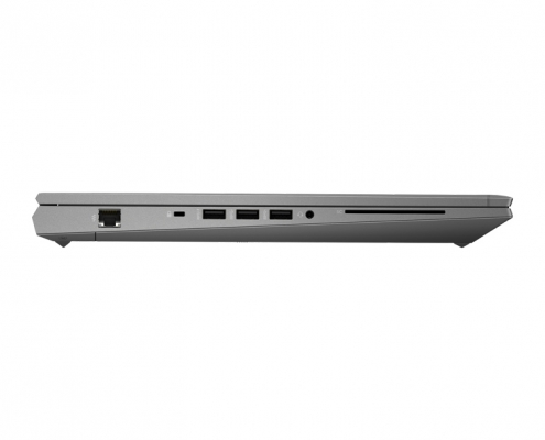 HP ZBook Fury 17 G7 Seite links