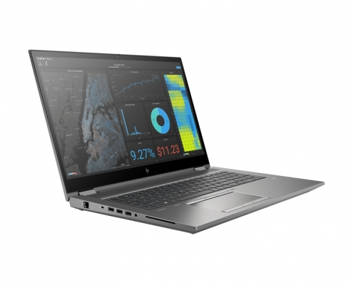 HP ZBook Fury 17 G7 links