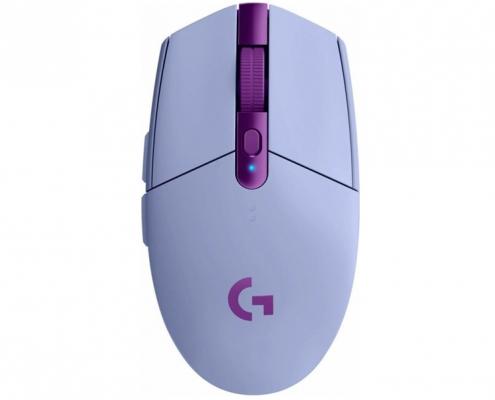 Logitech G305 Lightspeed lilac