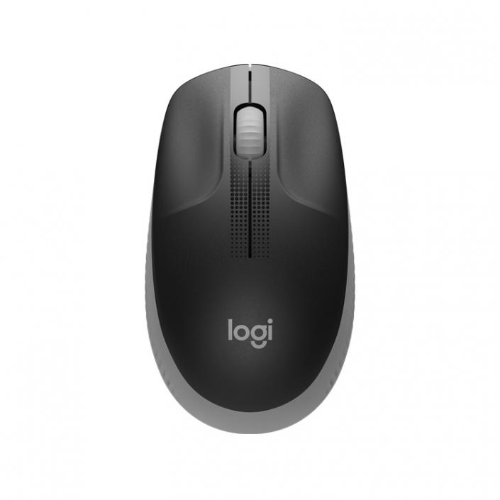 Logitech M190 Wireless Mouse charcoal