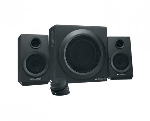 Logitech Speakers Z333-links