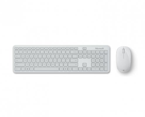 Microsoft Bluetooth Desktop Glacier