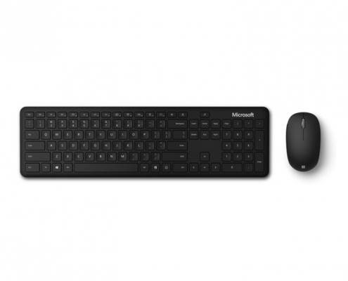 Microsoft Bluetooth Desktop Schwarz