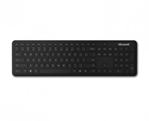 Microsoft Bluetooth Keyboard schwarz