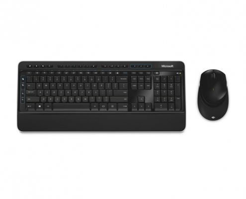 Microsoft Wireless Comfort Desktop 3050