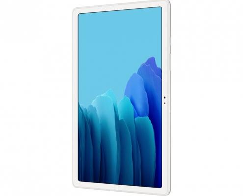 Samsung Galaxy Tab A7 T500 T505 Silver-rechts