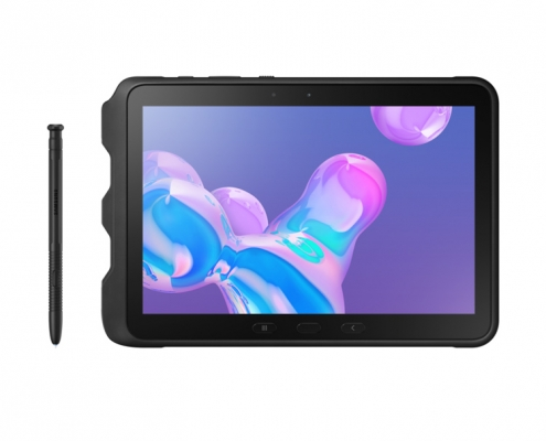 Samsung Galaxy Tab Active Pro T545-frontwithPen
