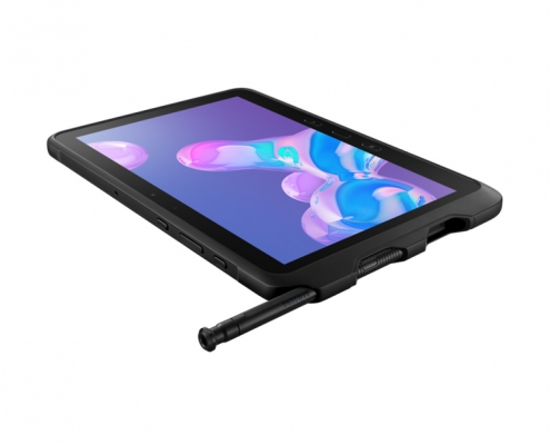 Samsung Galaxy Tab Active Pro T545-seitlich