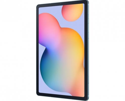 Samsung Galaxy Tab S6 Lite P610 P615 AngoraBlue-rechts