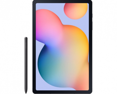 Samsung Galaxy Tab S6 Lite P610 P615 OxfordGray-front