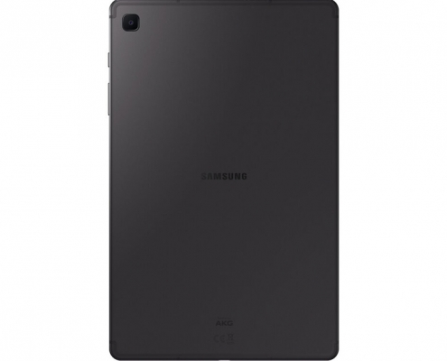 Samsung Galaxy Tab S6 Lite P610 P615 OxfordGray-hinten
