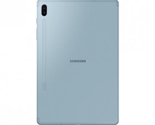 Samsung Galaxy Tab S6 T860 T865 CloudBlue-hinten
