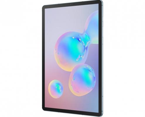 Samsung Galaxy Tab S6 T860 T865 CloudBlue-rechts