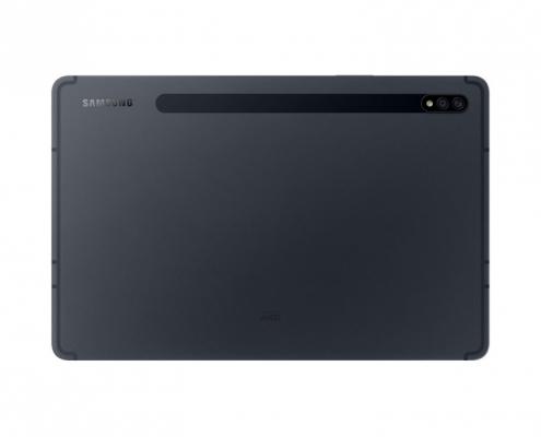 Samsung Galaxy Tab S7 T870 T875 MysticBlack-hinten