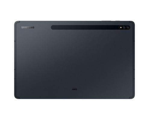 Samsung Galaxy Tab S7 plus T970 MysticBlack-hinten