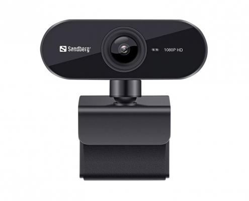 Sandberg USB Webcam Flex 1080P front