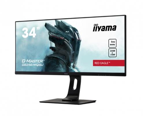iiyama G-Master GB3461WQSU-B1 rechts