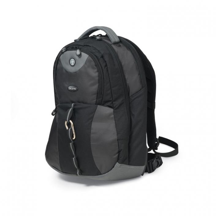 DICOTA Backpack Mission XL schwarz