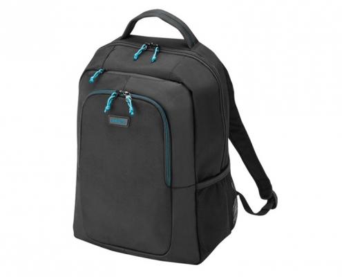 Dicota Backpack SPIN schwarz