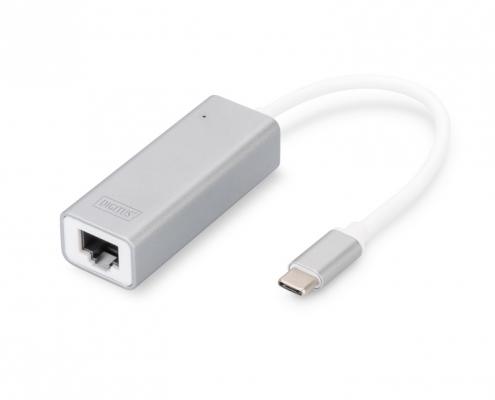 Digitus DN-3024 USB-C Gigabit Ethernet Adapter