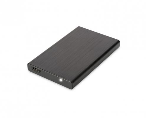 Digitus Externes SSD-HDD Gehaeuse 2,5 zoll DA-71105