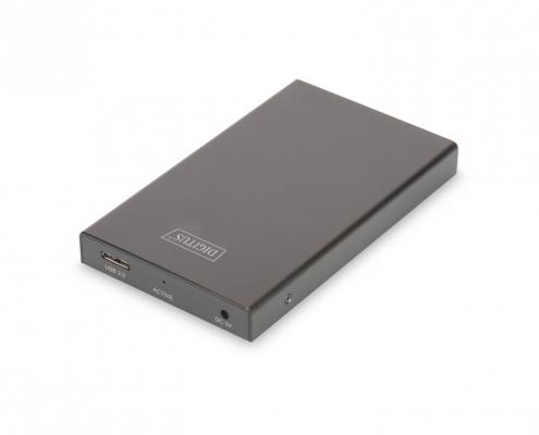 Digitus Externes SSD-HDD Gehaeuse 2,5 zoll DA-71114
