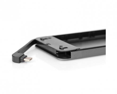 Digitus Externes SSD-HDD Gehaeuse 2,5 zoll USB-C DA-71113