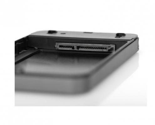 Digitus Externes SSD-HDD Gehaeuse 2,5 zoll USB-C DA-71113 innen