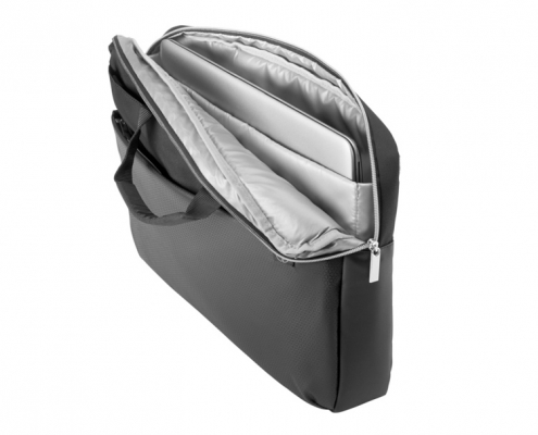 HP Accent Briefcase 15 -offen