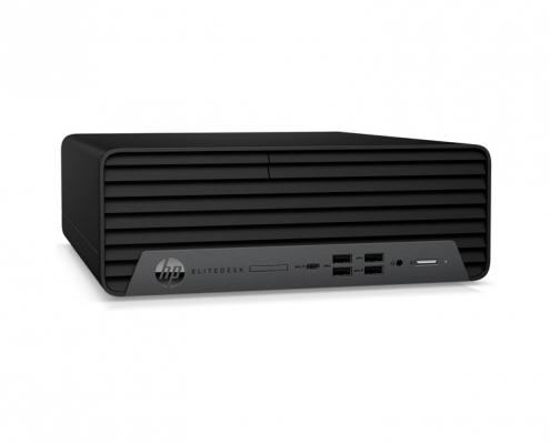 HP EliteDesk 805 G6 SFF -seitlich-links