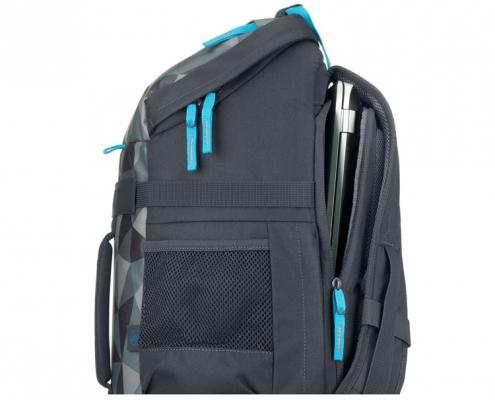HP Odyssey Sport Backpack Grey -Detail