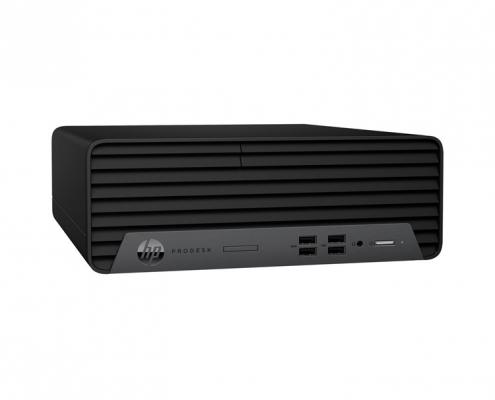 HP ProDesk 400 G7 SFF -seitlich-links
