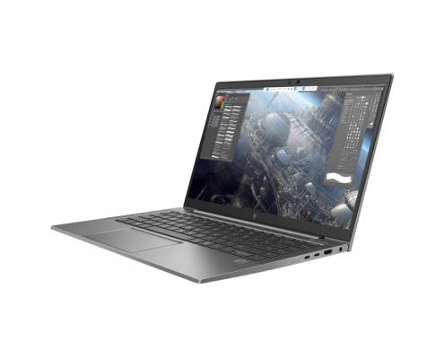 HP ZBook Firefly 14 G7 seitlich rechts